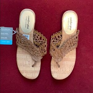 Comfort Plus sandals by PREDICTIONS